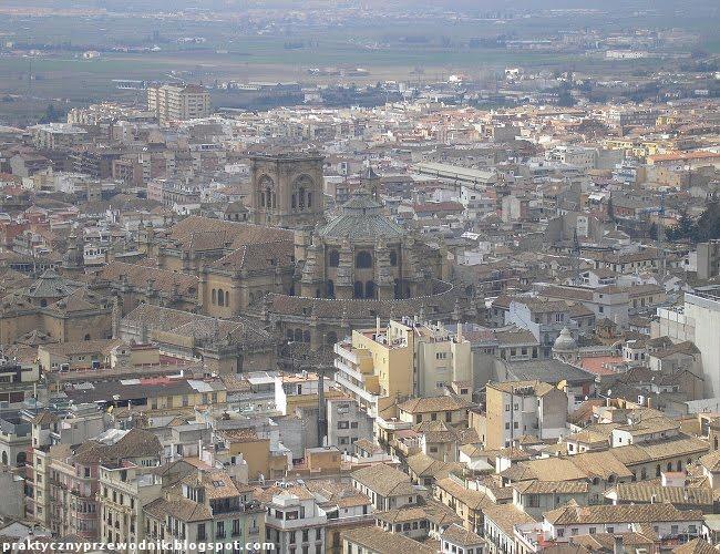 Katedra w Granadzie Hiszpania