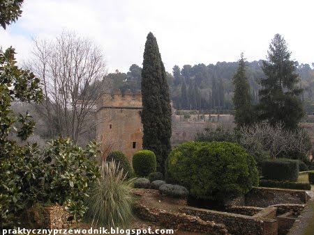 Hiszpańska Alhambra