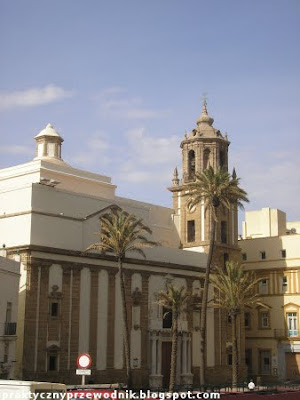 Cadiz w Hiszpanii
