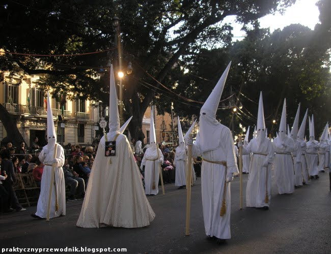 Semana Santa Hiszpania