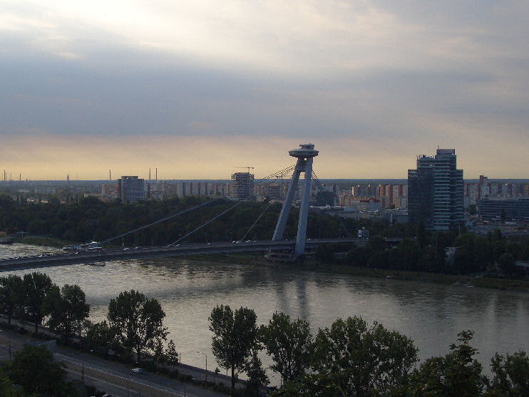 Bratysława Most