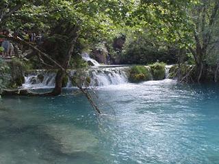 Jezioro Visovac Chorwacja