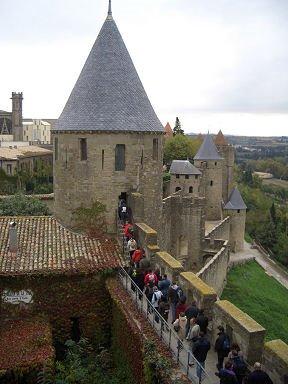 Carcassonne Francja