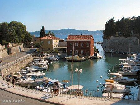 Zadar Morze