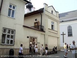 Zdjęcie Domu Karola Wojtyły w Wadowicach