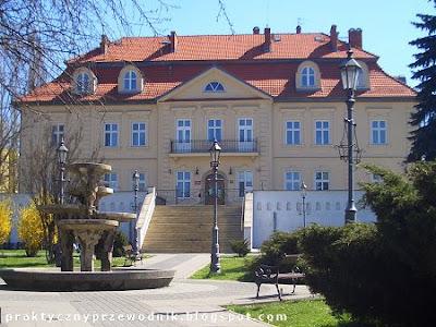 Wieliczka pałac Konopków