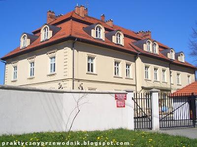 pałac Konopków Wieliczka