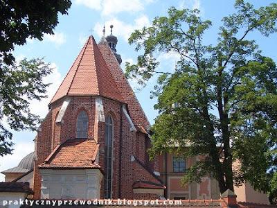 Niepołomice kościół Męczenników