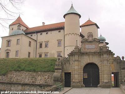 Nowy Wiśnicz zamek