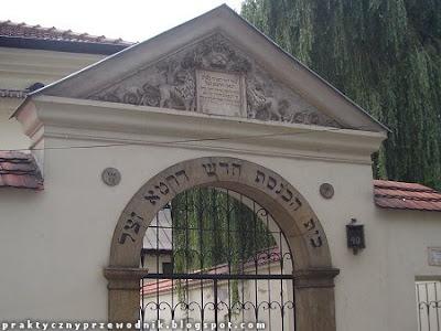 Synagoga Remuh Kraków Kazimierz