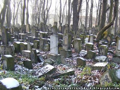 Cmentarz żydowski Nowy Kraków Kazimierz