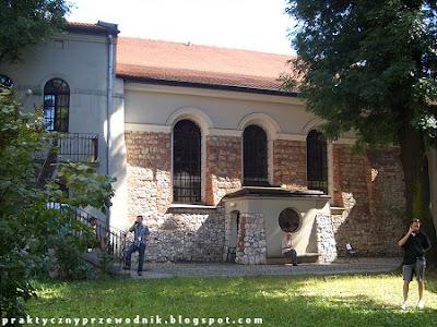Synagoga Kupa Kraków Kazimierz