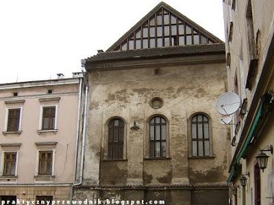 Synagoga Wysoka Kraków Kazimierz