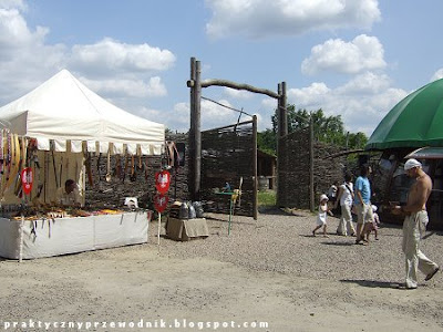 Park Archeologiczny Osada VI Oraczy Bochnia