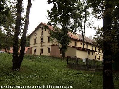 Uzdrowisko Swoszowice Kraków uzdrowiska w Małopolsce