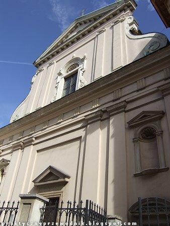Kościół Świętego Marcina w Krakowie