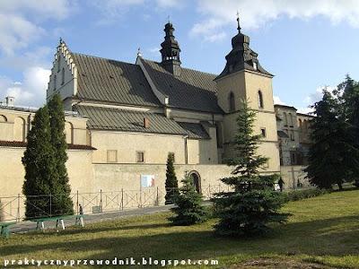 Klasztor i kościół Norbertanek na Salwatorze - Kraków