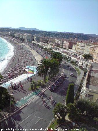Nicea plaża
