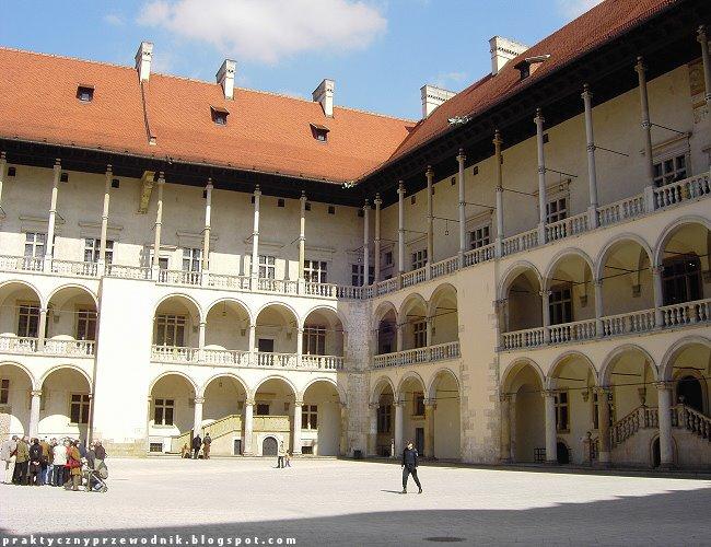 Wawel Kraków Zamek Królewski na Wawelu