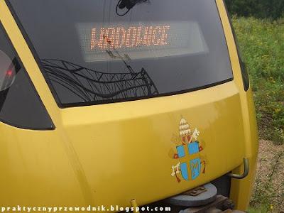 Pociąg papieski