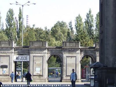 Kraków Nowa Huta Huta Sendzimira