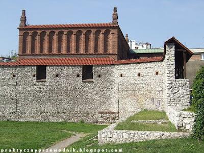 Synagoga Stara Kraków Kazimierz