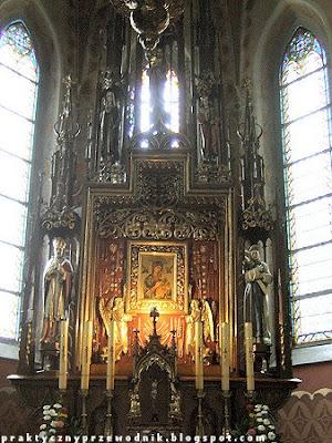 Szczawnica Kościół świętego Wojciecha