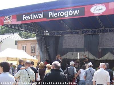 Festiwal Pierogów 2009 Kraków