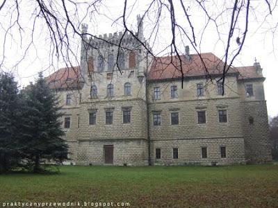 Zamek na Mirowie w Książu Wielkim Szlak Renesansu w Małopolsce 2009