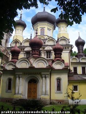 Hrubieszów Cerkiew prawosławna zdjęcia