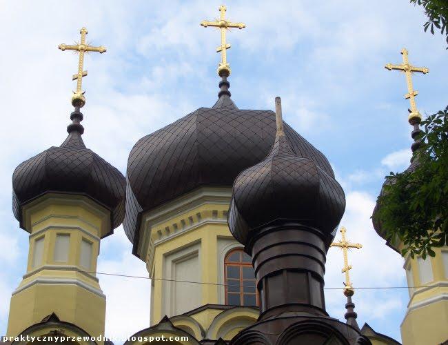 Hrubieszów - cerkiew prawosławna