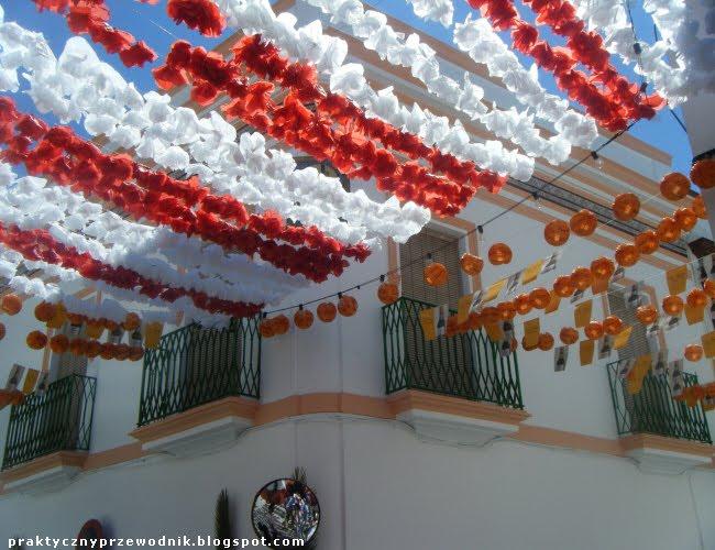 Lebrija Hiszpania Cruces de Mayo