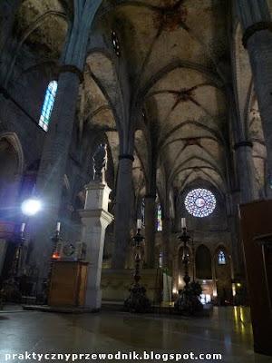 Piękne miasto Barcelona