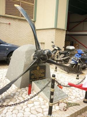 Pomnik generała Sikorskiego w Gibraltarze