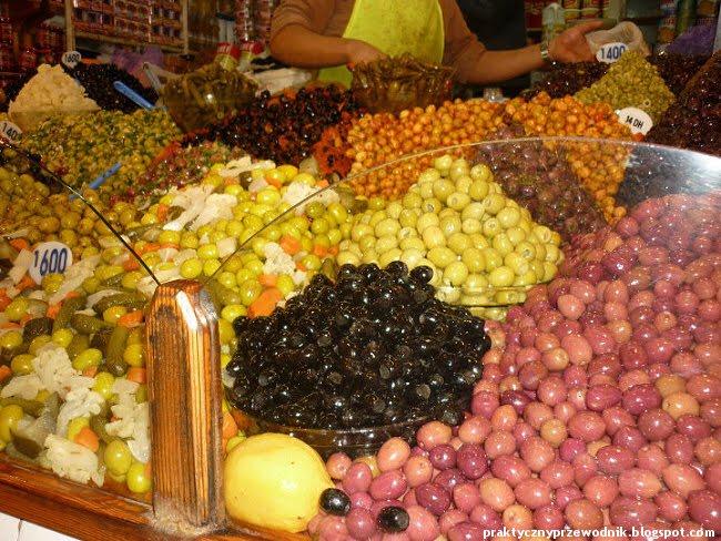 Tanger Maroko bazar