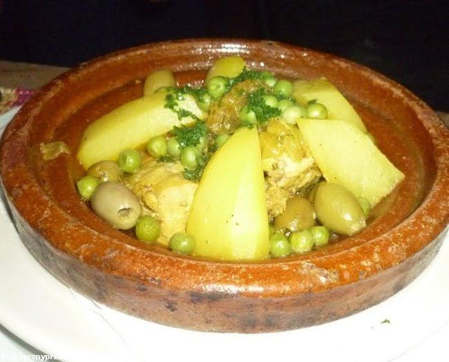 Maroko potrawa Tajin