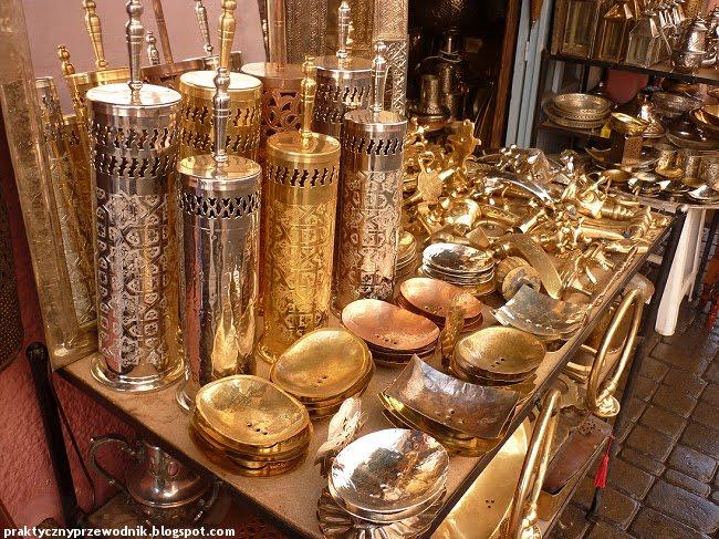 Bazary w Maroku