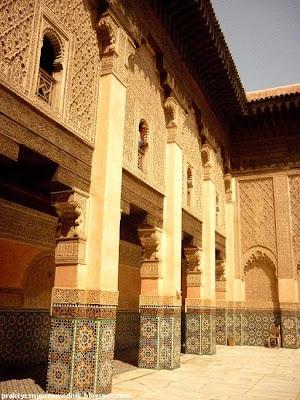 dawna szkoła Koranu Maroko