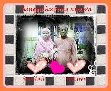 Emak dan Abah tercinta...