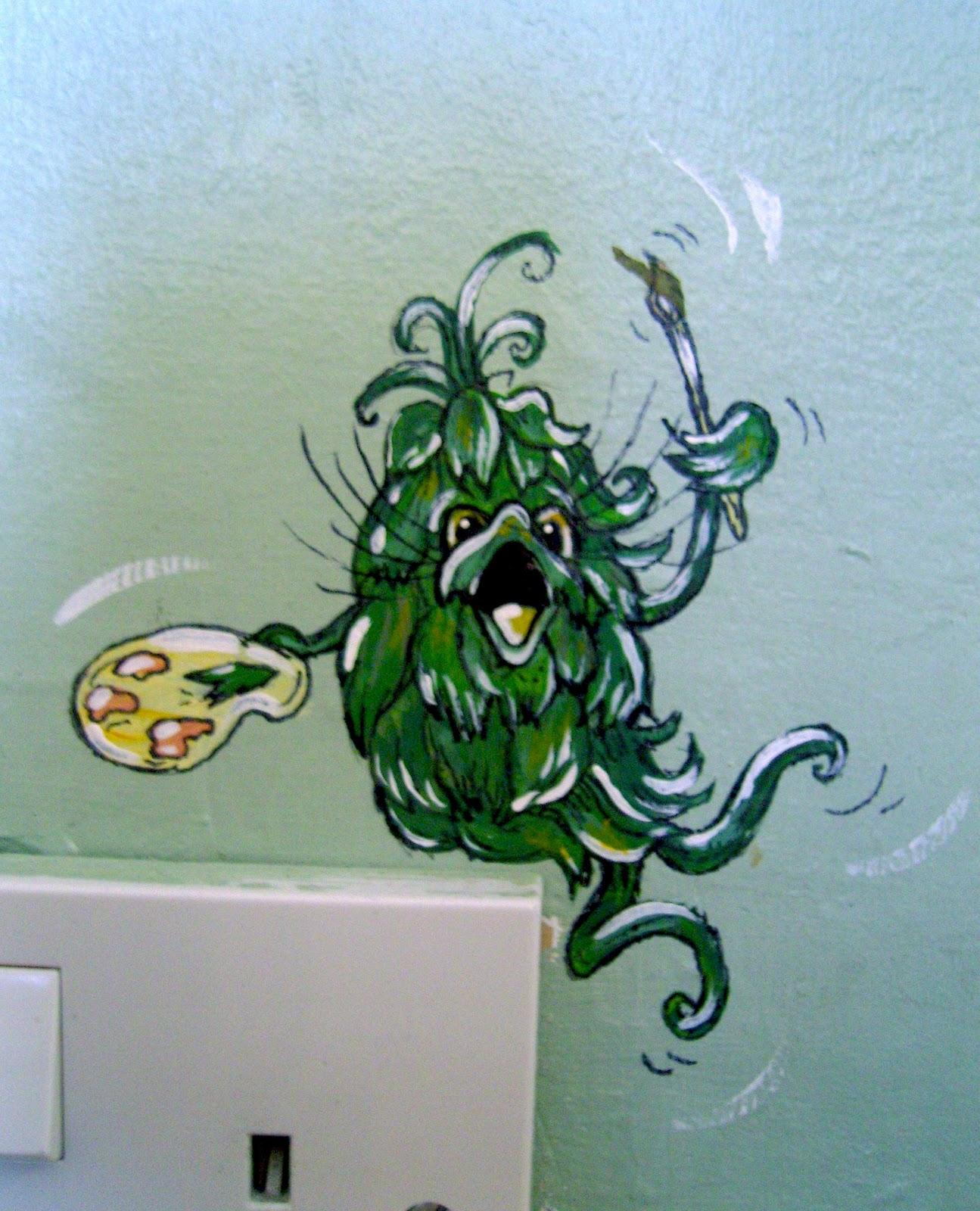 harriet parry portfolio  murals