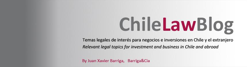 Chile Law Blog