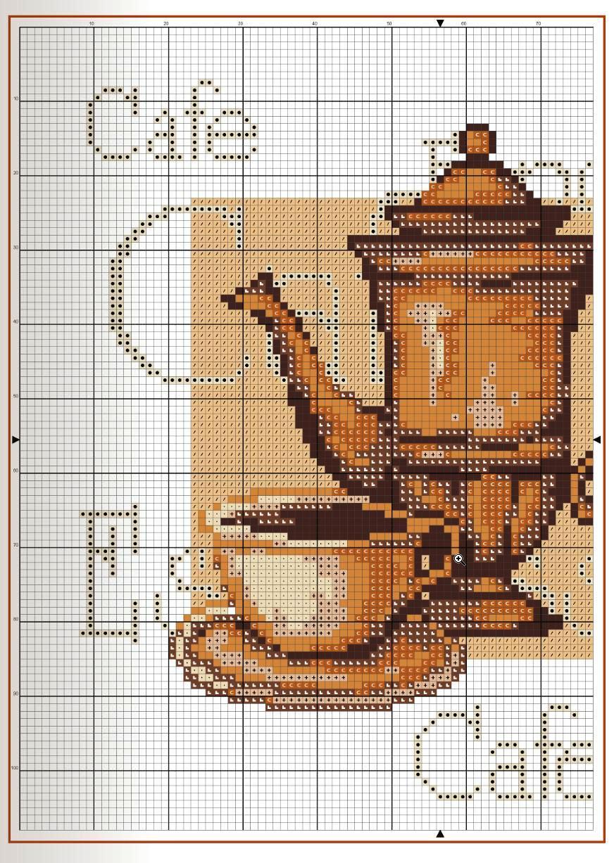 Заголовок темы - Вышивки крестом схемы на кухню - создано на прошлой неделе в 20:47 Nick.