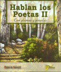II Hablan los Poetas, Con Plumas y Pinceles