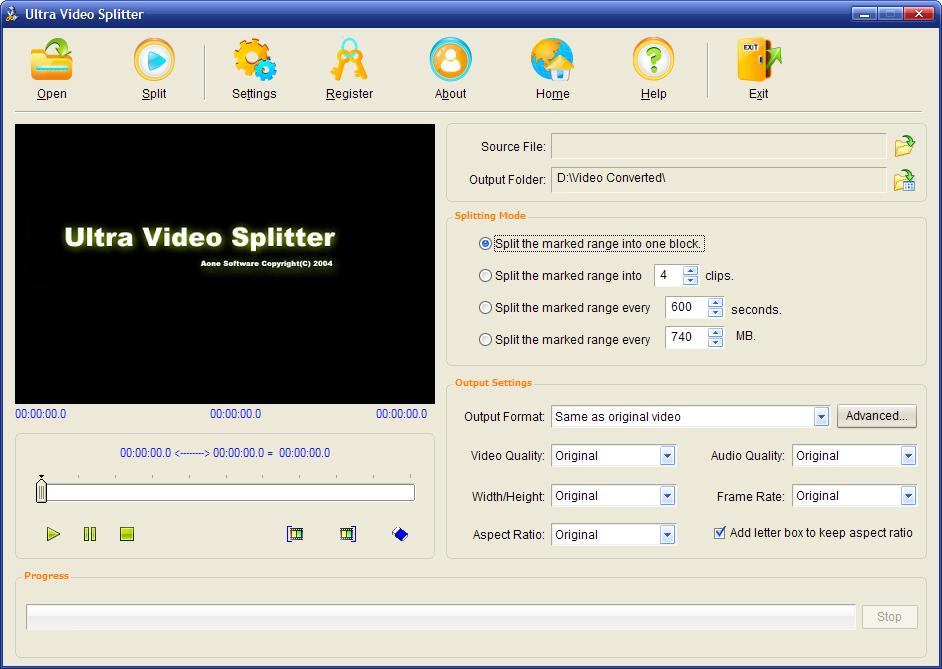 ultra video splitter rus скачать бесплатно торрент