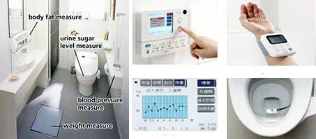 Futurix il bagno laboratorio high tech giapponese - Bagno del futuro ...