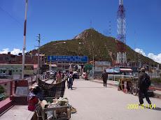 fronteira bolivia-peru
