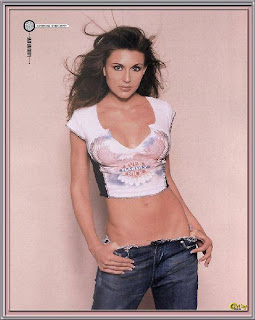 Sexy image of Cerina Vincent