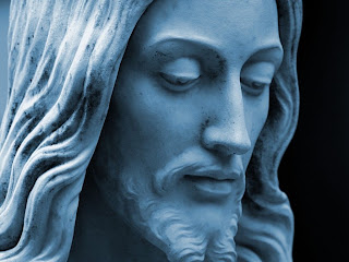 Beautiful Jesus Christ statue hq(hd) wallpaper