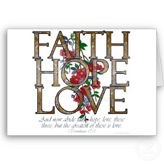 And now abide faith, hope, love, these three; but the greatest of these is love religious spiritual greeting ecard image gallery