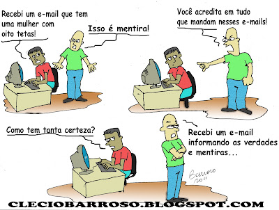 Email (tirinha)